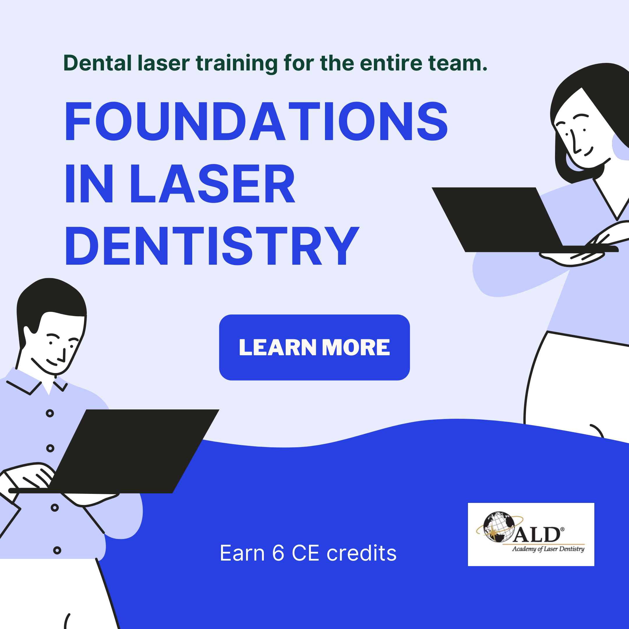ALD FOUNDATIONS IN LASER DENTISTRY